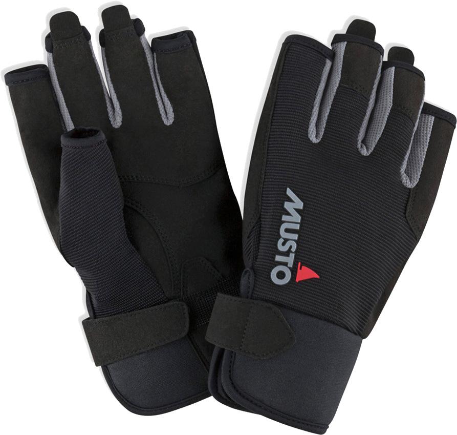 Bootsport Musto Segelhandschuhe Performance Gloves Finger frei
